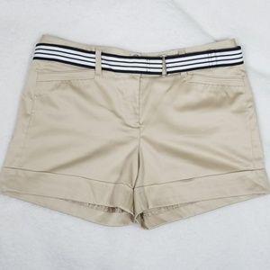 White House black market shorts, nwt